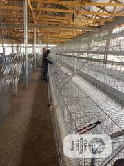 Dekoraj Battery Cage For Layers   Farm Machinery & Equipment for sale in Oyo State, Ibadan