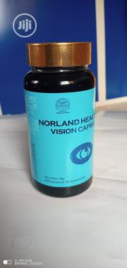Vision Capsule Herbal Supplement For All Kinds All Eyes   Vitamins & Supplements for sale in Lagos State, Lekki Phase 2