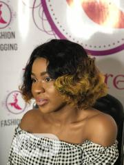 Kitty Short Colored Wig | Hair Beauty for sale in Lagos State, Alimosho