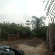 A Plot of Land Already Fenced Located at Aker Road | Land & Plots For Sale for sale in Rivers State, Obio-Akpor