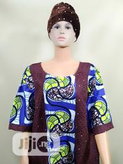 Lace Combination Gown | Clothing for sale in Abuja (FCT) State, Dei-Dei