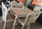 Royal Pure Wooden Dining Table Impoterd Brand New   Furniture for sale in Lagos State, Lekki Phase 1