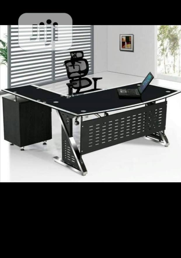 High Quality Glass Office Table Brand New