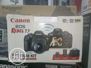 Canon EOS Rebel T7 | Photo & Video Cameras for sale in Lagos State, Ikeja