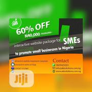 Website Design (Mobile Responsive Websites) | Computer & IT Services for sale in Lagos State, Kosofe