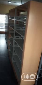Library Shelves Double 6 By 7 Feet | Furniture for sale in Lagos State, Ojo