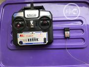 Fs I4 Transmitter And A6 Receiver For Rc Models   Arts & Crafts for sale in Abia State, Umuahia