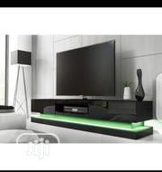 TV Stand With LED Lights Remote Control | TV & DVD Equipment for sale in Lagos State, Lekki Phase 1