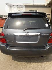Toyota Highlander 2007 Limited V6 4x4 Gray | Cars for sale in Lagos State, Mushin