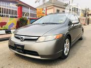Honda Civic 1.8 Sport Automatic 2007 Beige | Cars for sale in Lagos State, Ikeja