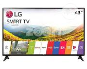 LG Smart Television 43 Inches Webos | TV & DVD Equipment for sale in Lagos State, Ojo