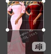 New Female Quality Fitted Long Gown   Clothing for sale in Lagos State, Ikeja
