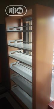 Metal Library Shelves | Furniture for sale in Lagos State, Ikeja