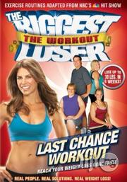 The Biggest Loser: Last Chance Workout DVD   CDs & DVDs for sale in Lagos State
