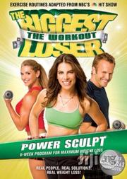 The Biggest Loser Power Sculpt Workout DVD | CDs & DVDs for sale in Lagos State