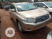 Toyota Highlander 2008 Gold   Cars for sale in Lagos State, Amuwo-Odofin