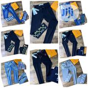 High Class Designer Jeans Available as Seen Displayed   Clothing for sale in Lagos State, Lagos Island