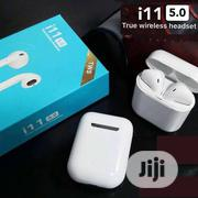 I11 Tws Wireless Bluetooth Earbuds | Headphones for sale in Lagos State, Ikeja