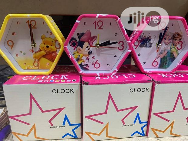 Clock For Party Pack