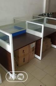 Brand New Durable 4-seater Office Workstation Table | Furniture for sale in Lagos State, Apapa