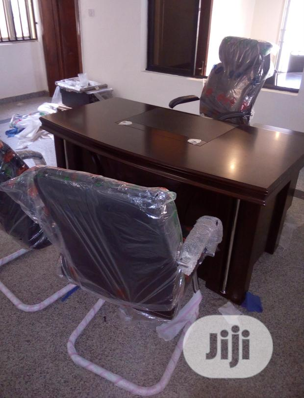 Quality Executive Office Table Brand New