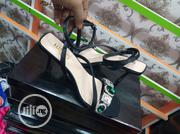 Stilleto Shiny Bids Sandals | Shoes for sale in Lagos State, Lagos Island