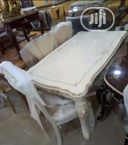 Quality Imoported Wooden 6-Seater Royal Dining Table Set   Furniture for sale in Lagos State, Victoria Island