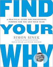 Find Your Why By Simon Sinek | Books & Games for sale in Lagos State, Oshodi-Isolo