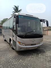 Higer Bus 2014 Model Silver | Buses & Microbuses for sale in Lagos State, Lekki Phase 2