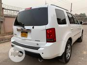Honda Pilot 2010 White | Cars for sale in Lagos State, Agege