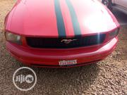 Ford Mustang 2005 V6 Premium Coupe Red | Cars for sale in Abuja (FCT) State, Central Business District