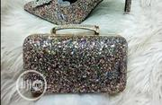 Quality Gold Ladies Clutch Purse | Bags for sale in Lagos State, Lagos Island