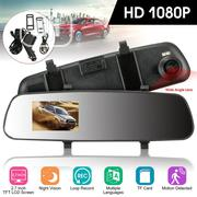 Mirror Camera Video Recorder Car DVR Rearview   Vehicle Parts & Accessories for sale in Lagos State, Surulere