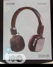 Remax 200BH Bluetooth Headset | Headphones for sale in Lagos State, Ikeja