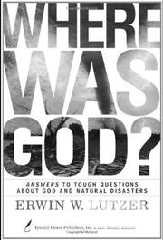 Where Was God? By Erwin W. Lutzer | Books & Games for sale in Lagos State, Ikeja