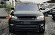 Land Rover Range Rover Sport 2016 HSE 4x4 (3.0L 6cyl 8A) Black   Cars for sale in Lagos State, Lekki Phase 1