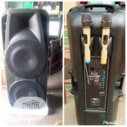 """Himax 15""""Double PA System 