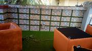 Quality Artificial Outdoor Grass Carpet.   Garden for sale in Lagos State, Ikoyi