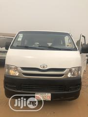 Very Clean Toyota Haice 2009 White | Buses & Microbuses for sale in Lagos State, Ifako-Ijaiye