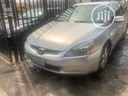 Honda Accord 2004 Silver | Cars for sale in Lagos State, Surulere