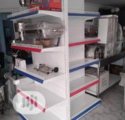 Double Sided Supermarket Shelfs | Store Equipment for sale in Lagos State, Ojo