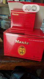 Manix Capsule | Sexual Wellness for sale in Lagos State, Surulere