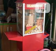 Red Popcorn Machine With Cart | Restaurant & Catering Equipment for sale in Lagos State, Ojo
