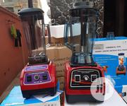 Red Industrial Blenders | Kitchen Appliances for sale in Lagos State, Ojo