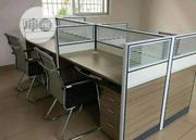 Brand New Quality Four Seaters Workstation Table It Is Very Strong | Furniture for sale in Lagos State, Ajah