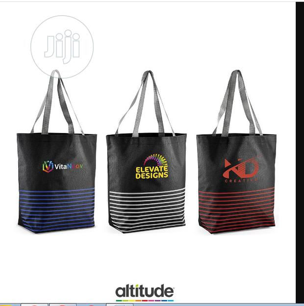 Lancaster Tote Bag. Can Be Branded. Keep Your Brand Alive!