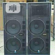 Best Quality 215 Sound Prince Double Speaker | Audio & Music Equipment for sale in Lagos State, Surulere