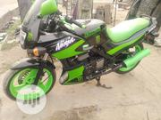 Kawasaki 2001 Green | Motorcycles & Scooters for sale in Lagos State