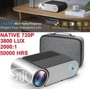 L4200 Portable Projector With 3800lux At A Promo Price | TV & DVD Equipment for sale in Abuja (FCT) State, Gwarinpa