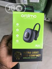 Oraimo Wireless Headset | Headphones for sale in Lagos State, Ikeja